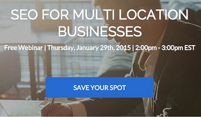 SEO for Multi Location Businesses with Powered by Search